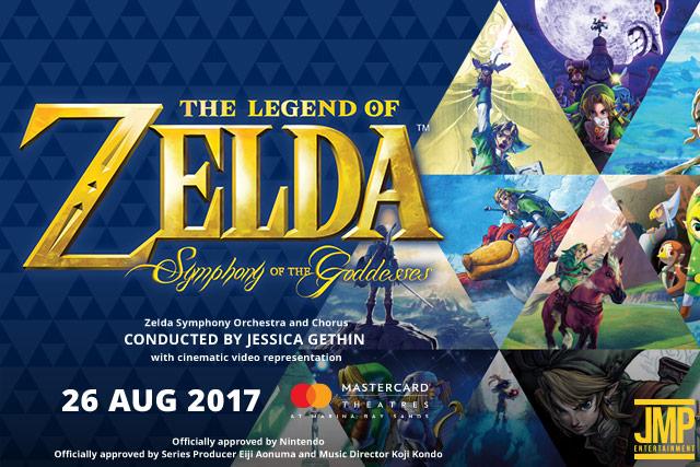 clarence lee concert: legend of zelda symphony singapore