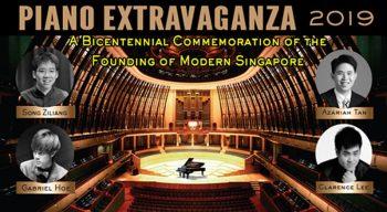 PIANO EXTRAVAGANZA 2019